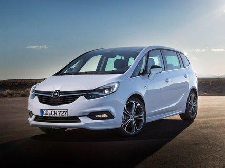 Opel Zafira 1.6 T S-s Selective