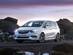 Ver foto 8 de Opel Zafira 2016