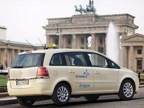 Ver foto 3 de Opel Zafira CNG Taxi 2005