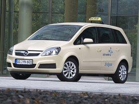 Ver foto 1 de Opel Zafira CNG Taxi 2005