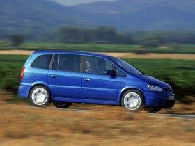 Ver foto 2 de Opel Zafira OPC 2001