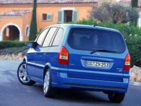 Ver foto 10 de Opel Zafira OPC 2001