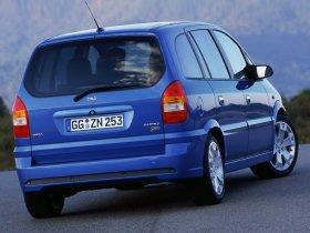 Ver foto 8 de Opel Zafira OPC 2001
