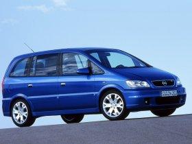 Ver foto 7 de Opel Zafira OPC 2001