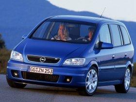 Ver foto 6 de Opel Zafira OPC 2001