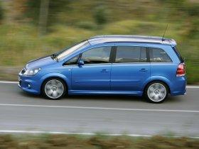 Ver foto 6 de Opel Zafira OPC 2005