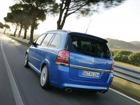 Ver foto 5 de Opel Zafira OPC 2005