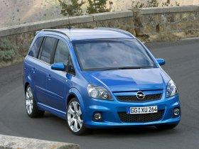 Ver foto 4 de Opel Zafira OPC 2005