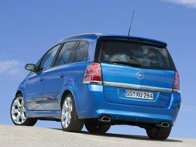 Ver foto 3 de Opel Zafira OPC 2005
