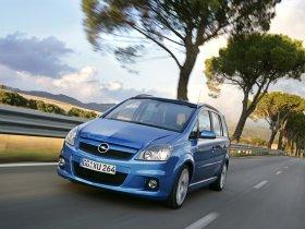 Ver foto 1 de Opel Zafira OPC 2005