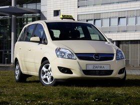 Ver foto 1 de Opel Zafira TNG Taxi 2009