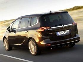 Ver foto 3 de Opel Zafira Tourer 2011