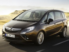 Ver foto 2 de Opel Zafira Tourer 2011