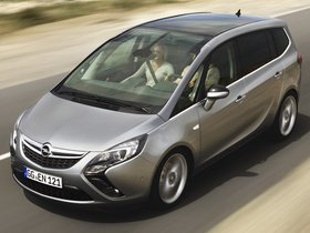 Ver foto 11 de Opel Zafira Tourer 2011