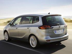 Ver foto 10 de Opel Zafira Tourer 2011