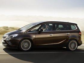 Ver foto 9 de Opel Zafira Tourer 2011