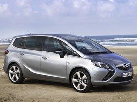 Ver foto 7 de Opel Zafira Tourer 2011