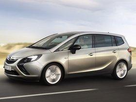 Ver foto 4 de Opel Zafira Tourer 2011