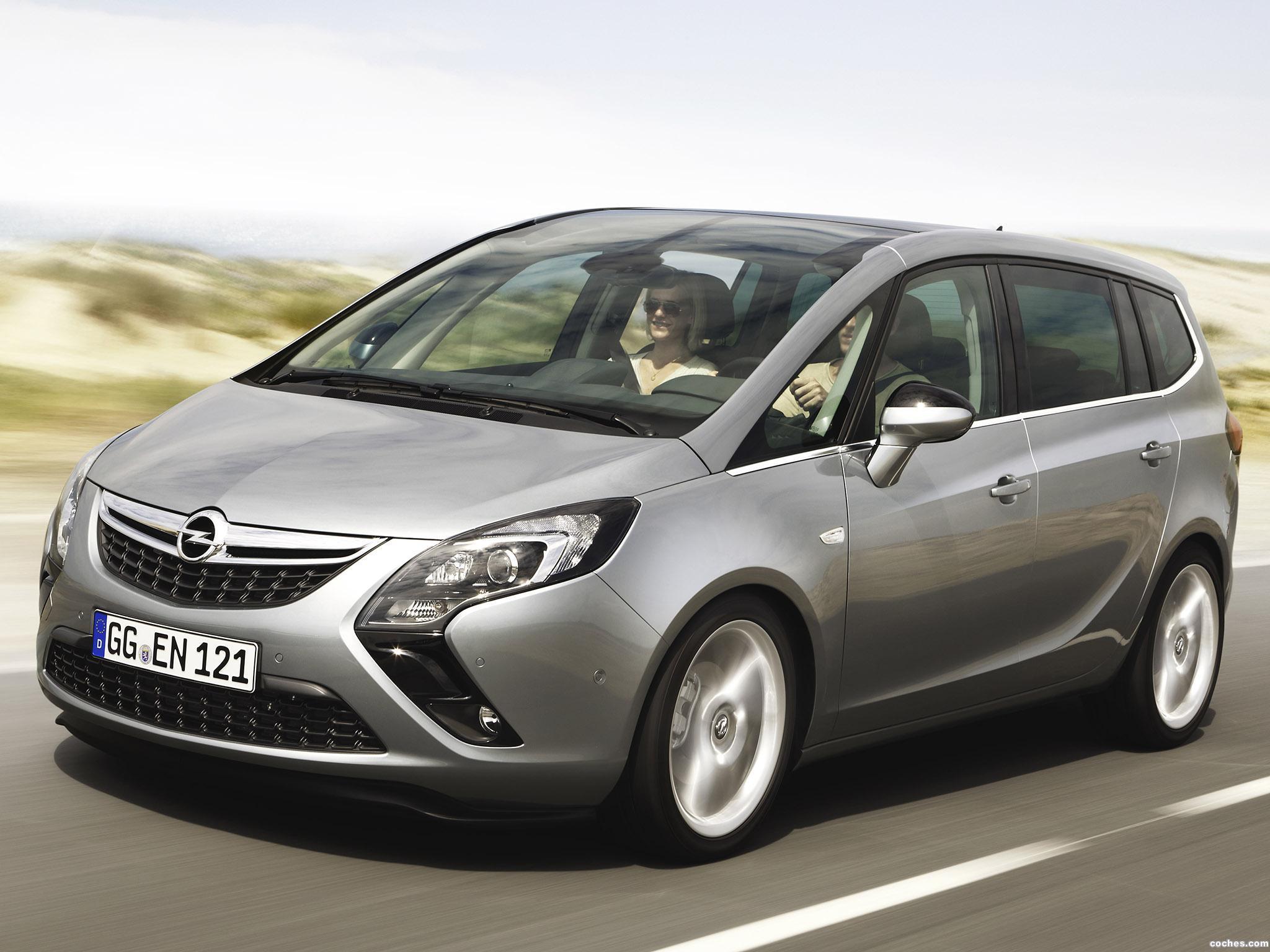 Foto 0 de Opel Zafira Tourer 2011