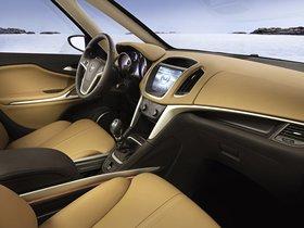 Ver foto 9 de Opel Zafira Tourer Concept 2011