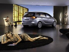 Ver foto 5 de Opel Zafira Tourer Concept 2011