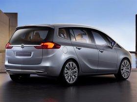 Ver foto 4 de Opel Zafira Tourer Concept 2011