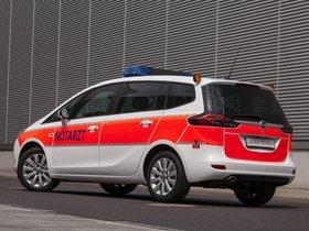 Ver foto 2 de Opel Zafira Tourer Notartzt 2013