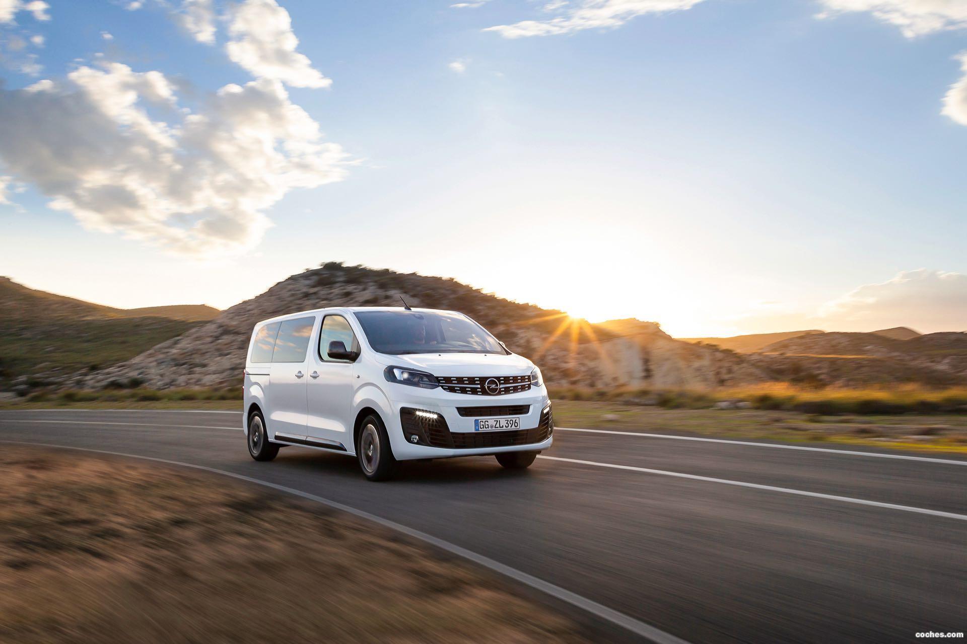 Foto 4 de Opel Zafira Life 2019