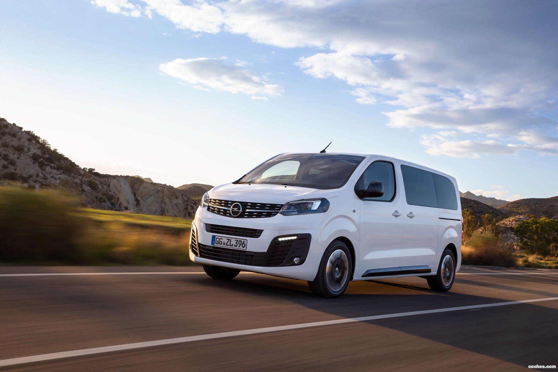 Foto 11 de Opel Zafira Life 2019