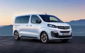 Ver foto 1 de Opel Zafira Life 2019
