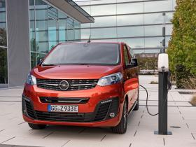 Opel Zafira Life -e S Business Edition 100kw 50kwh