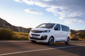 Ver foto 12 de Opel Zafira Life 2019