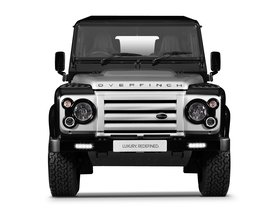 Ver foto 1 de Land Rover Overfinch Defender 90 Station Wagon 2012