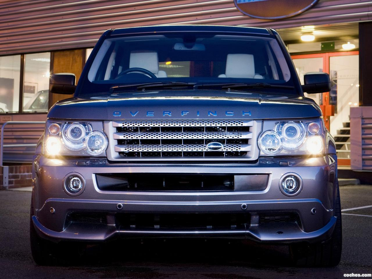 Foto 4 de Overfinch Land Rover Range Rover Sport 2005