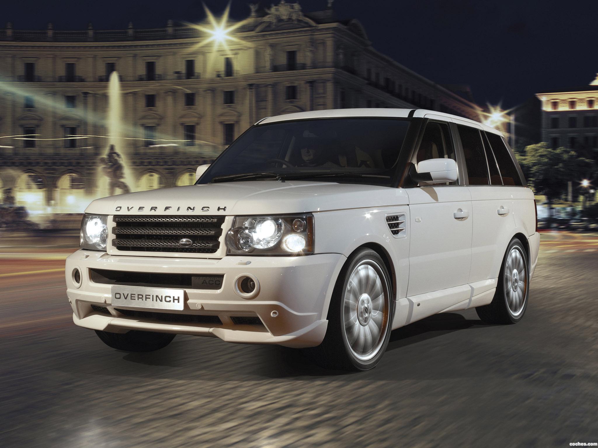 Foto 0 de Overfinch Land Rover Range Rover Sport 2005