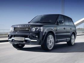 Fotos de Overfinch Land Rover Range Rover Sport 2009