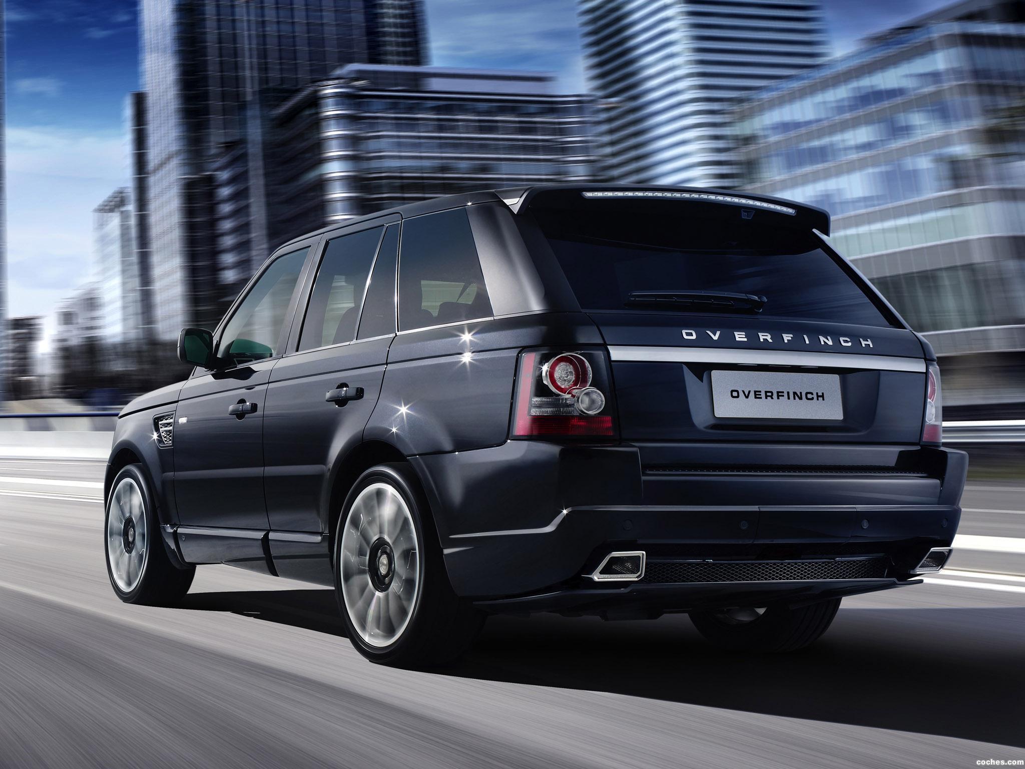 Foto 2 de Overfinch Land Rover Range Rover Sport 2009