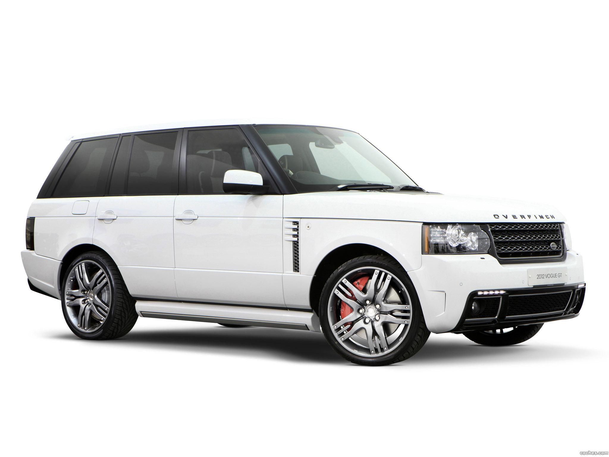 Foto 0 de Overfinch Land Rover Range Rover Vogue GT 2012