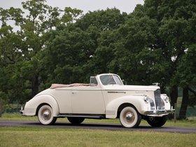 Ver foto 1 de Packard 110 Deluxe Convertible 1941