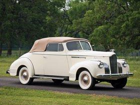 Ver foto 7 de Packard 110 Deluxe Convertible 1941