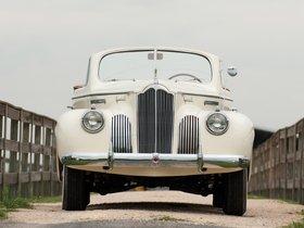 Ver foto 6 de Packard 110 Deluxe Convertible 1941