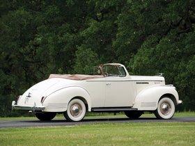Ver foto 5 de Packard 110 Deluxe Convertible 1941