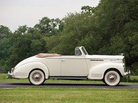 Ver foto 4 de Packard 110 Deluxe Convertible 1941