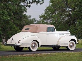 Ver foto 3 de Packard 110 Deluxe Convertible 1941