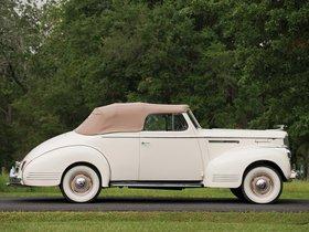 Ver foto 2 de Packard 110 Deluxe Convertible 1941