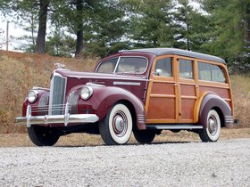 Ver foto 10 de Packard 110 Station Wagon 1941