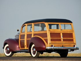 Ver foto 8 de Packard 110 Station Wagon 1941