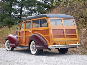 Ver foto 7 de Packard 110 Station Wagon 1941