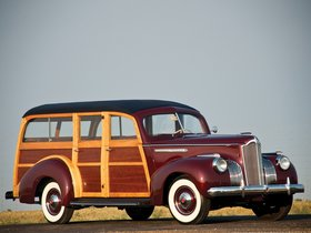 Ver foto 6 de Packard 110 Station Wagon 1941
