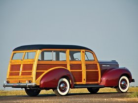 Ver foto 5 de Packard 110 Station Wagon 1941